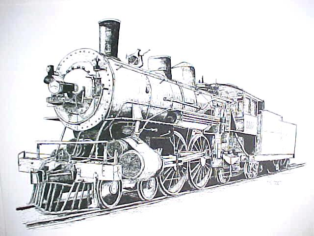Line Art Train : The gallery for gt trains drawings